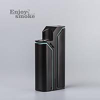 Wismec Reuleaux RX75 - черный/бирюзовый, фото 1