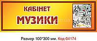 Табличка Код-04174