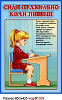 Стенд информационный Код-01609