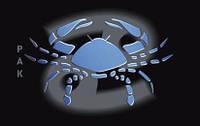 """Защитный символ  """"Рак"""" (магнит)"""