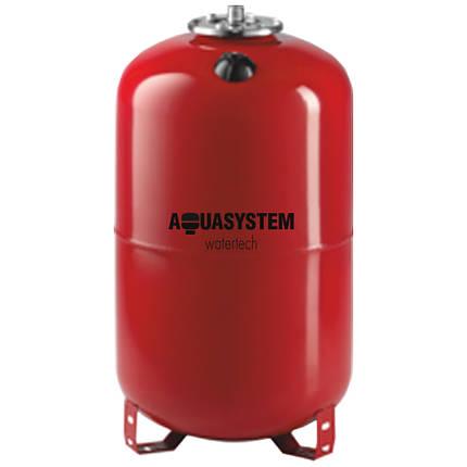 Расширительный бак Aquasystem VRV 150 Италия, фото 2