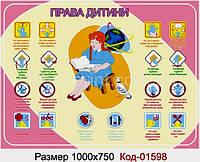 Права ребёнка Код-01598