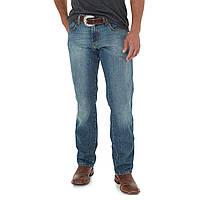 Джинсы Wrangler Retro Slim Fit Straight Leg, Rocky Top, фото 1