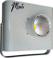 Виброустойчивый рефлекторный светодиодный (LED) прожектор MANTA PL9RF6095VP для освещения экскаватора ЭШ-10/70