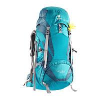 Треккинговый рюкзак для женщин Deuter ACT Lite 45+10 SL petrol/arctic (3340215 3325)