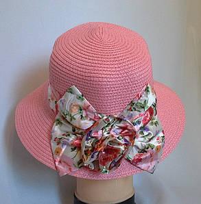 Женская  шляпа бант, фото 2