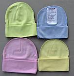 Шапочки для новорождённых, фото 2