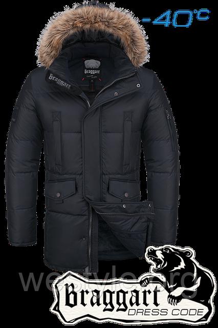 Новая коллекция 2016-2017 курток зимних мужских Braggart