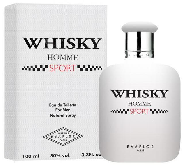 Evaflor Whisky Sport мужские духи