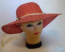 Женская соломенная шляпа, фото 3