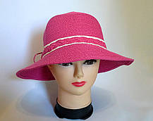 Шляпа роза, фото 3