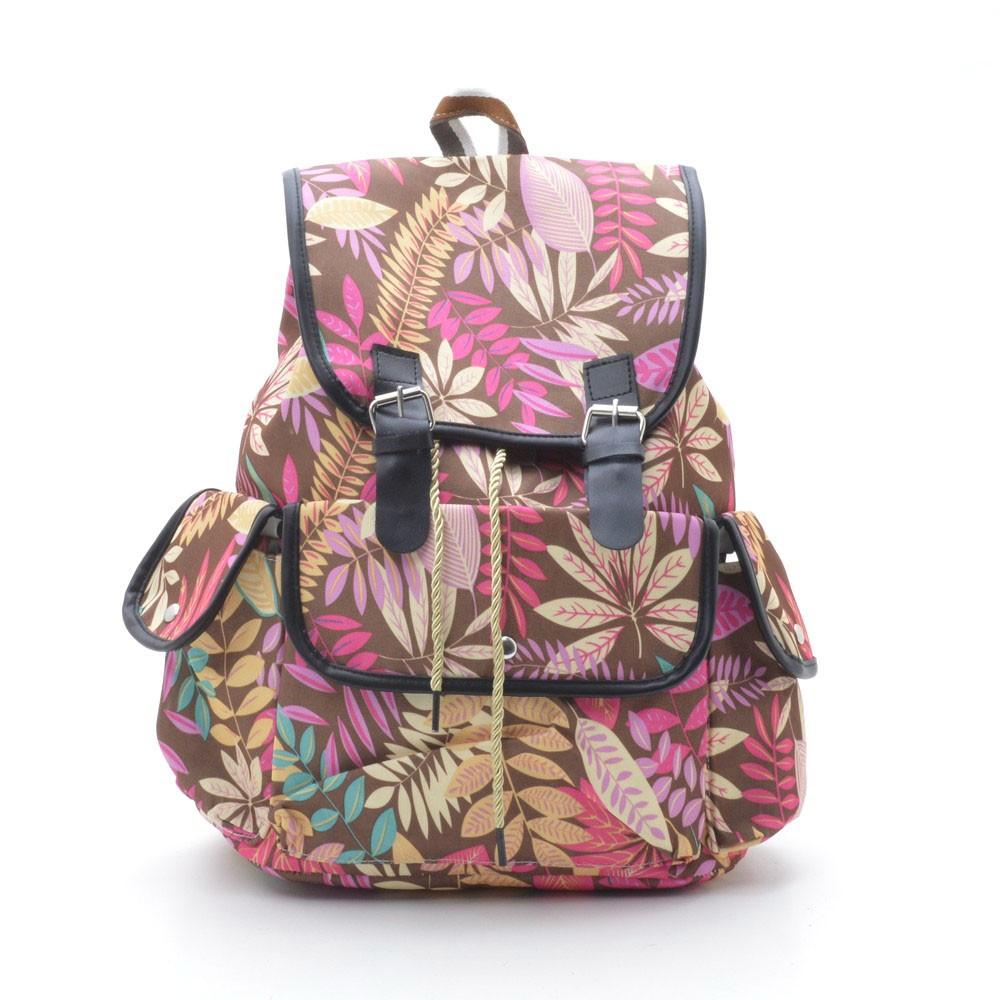 Роскошный молодежный рюкзак. Высокое качество. Практичный и удобный рюкзак. Интернет магазин. Код: КДН288