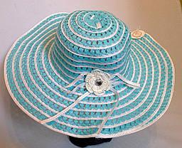 Женская  шляпа волна, фото 3