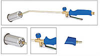 Пальник пропан з клапаном 60 мм