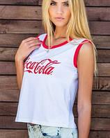 Молодежная майка | Coca-cola sk