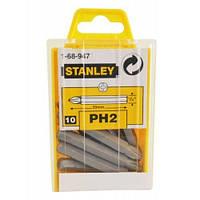 БітаPh 2x50мм (уп.10) Stanley