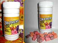 Комплекс мультивитаминов и минералов для детей, 21st Century, Zoo Friends, 60 жевательных таблеток