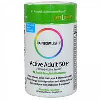 Комплексные витамины для пожилых после 50 лет, 90 таблеток, Rainbow Light