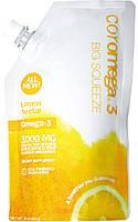 Coromega Омега-3 рыбий жир джем Omega-3 Lemon, 454 грамм