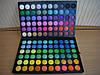 Палитра палетка  теней 120 цветов №6 (полноцветные)