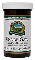 Уна Де Гато (Кошачий Коготь) противовоспалительное, Una De Gato, 100 капсул по 495 мг, NSP