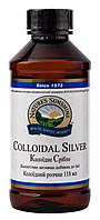 Коллоидное Серебро - антисептик и замена антибиотикам, 118 мл, Colloidal Silver, NSP, США