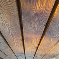 Балка деревянная для декора