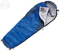 Спальный мешок, спальник, кокон, теплый, зимний, плотный, лёгкий, с капюшоном, до -19, универсальный