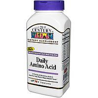 Комплекс аминокислот, 21st Century Health Care, 120 таб.