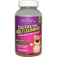 Мультивитамины и минералы, 21st Century Health Care, 150 жел.