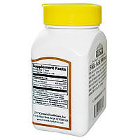 Фолиевая кислота, 21st Century Health Care, 800, 180табл.