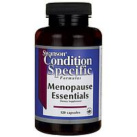 Комплекс для женщин в период менопаузы, 120 капсул, Menopause Essentials, Swanson, купить, цена, отзывы