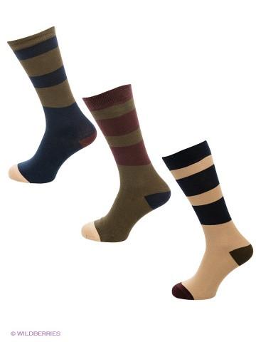 гетры АдидасThin Crew Sock 3 пары, артикул AB3916, раз.35-38