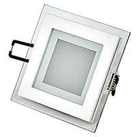 """Светодиодный светильник встраиваемый LED """"MARIA-6"""" Horoz 6W 480Lm (4200K), фото 1"""