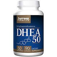 Дегидроэпиандростерон, ДГЭА, 50 мг, Jarrow Formulas , 90 капсул