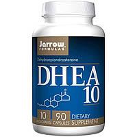 Дегидроэпиандростерон, ДГЭА, Jarrow Formulas, 10 мг, 90 капсул