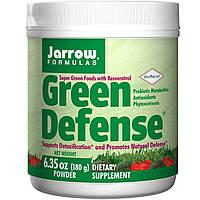 Зеленая пища, Green Defence, Jarrow Formulas, 180 г