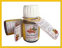Миндальное масло Sweet Almond Пакистан, фото 1