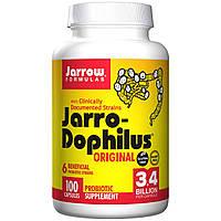 Пробиотики (дофилус) оригинал, Jarrow Formulas, 100