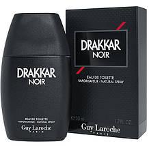 Чоловіча туалетна вода оригінал GUY LAROCHE DRAKKAR NOIR 50 ml NNR ORGAP /08-81