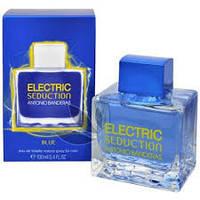 Туалетная вода Antonio Banderas Electric Seduction Blue For Men 100 ml(антонио бандерас)