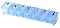 Таблетница - органайзер для таблеток на 7 дней, Apex