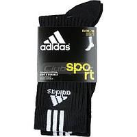 Носки Adidas 3S Crew T, Артикул Z25582, черные,размер 39-42, фото 1
