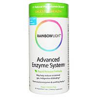 Пищеварительные ферменты, Rainbow Light, 90 Капсул