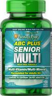 Мультивитаминный комплекс для пожилых 50+, Puritan's Pride