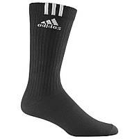 Носки Adidas AdiCrew, Артикул Z25582, черные,размер 39-42