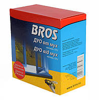 Эффективное средство от мух Брос дуо - BROS от мух