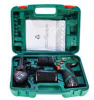 Шуруповерт аккумуляторный DWT ABS-10,8 CLi-2 BMC