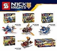 """Конструктор """"Nexo Knights"""" SY709ABCD"""