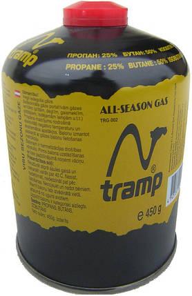 Баллон газовый резьбовой 450г Tramp TRG-002, фото 2